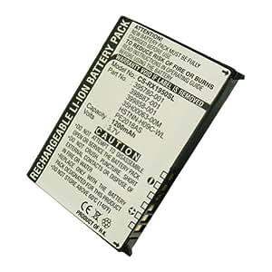 Bluetrade-Batería de alto rendimiento para HP iPAQ RX1900, iPAQ RX1950, iPAQ RX1955, color negro