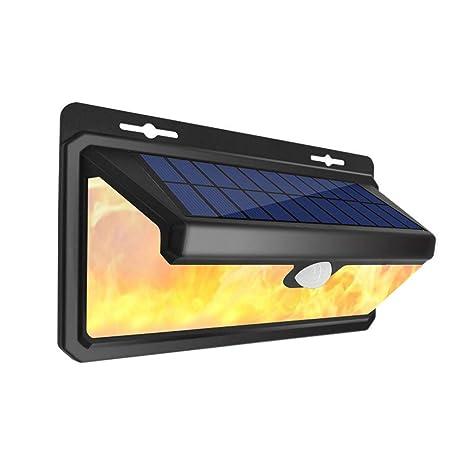 Amazon.com: TopDeng 158 - Lámpara de pared con sensor de ...
