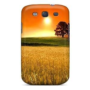 Zheng caseCute Tpu Abrahamcc Free Beautiful Landscape Desktop 06 2010 93 Case Cover For Galaxy S3