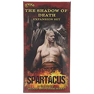 Spartacus: the Shadow of Death Expansion