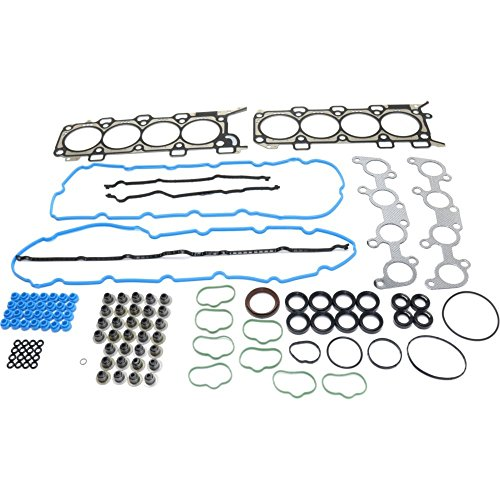 Head Gasket Set compatible with Ford F-150 / Mustang 11-14 8 Cyl 4951cc 5.0L eng. Cyl Head Gasket Set