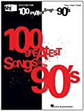 VH1's 100 Greatest Songs of The '90s, Hal Leonard Corporation Staff, 1423436636