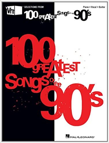 Vh1's 100 Greatest Songs of the '90s: Amazon co uk: Hal