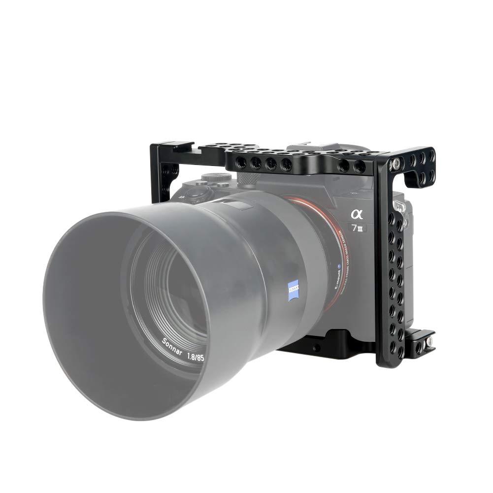 Niceyrig Camera Cage Sony A7r4/a7r Iv/a9/a7iii/a7sii
