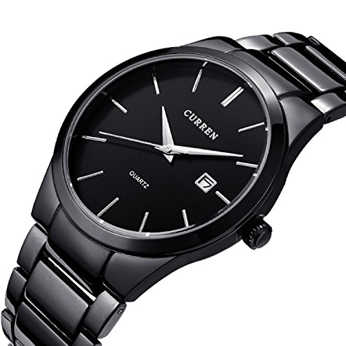 Watches Stainless Waterproof Quartz Wristwatch product image