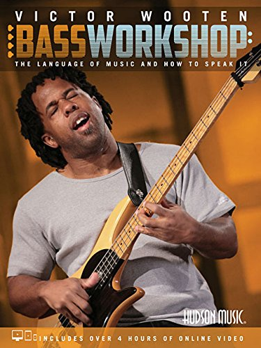 Victor Wooten Bass Workshop: The Language of Music and How to Speak It (Book w/4 hrs of Online - Online Shop W