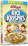 Kellogg's Rice Krispies Gluten Free Cereal, Whole Grain Brown Rice by Kellogg's