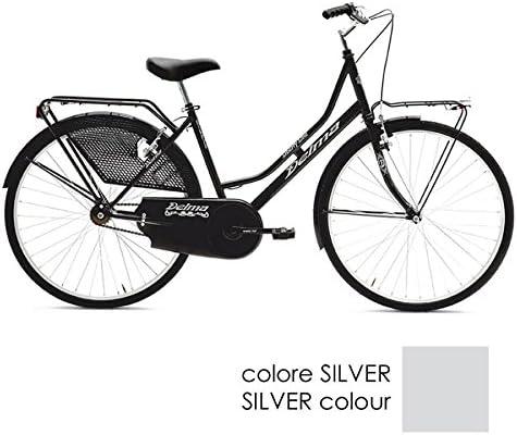 Delma Bicicleta 24 Holanda Sevilla\1 Velocidad Silver (City ...