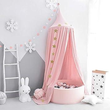 Nordic Ideas Betthimmel Babybett Baldachin Kinderzimmer Moskitonetz ...