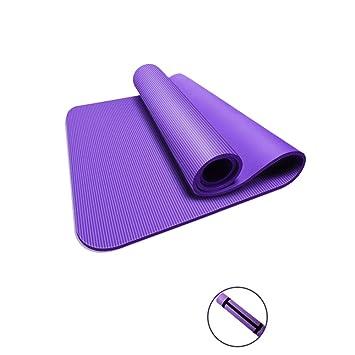 Colchoneta de yoga, Estera de espesamiento para ejercicios ...