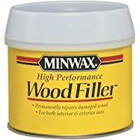 Minwax High-Performance Wood Filler, 12-Ounce Can #21600 by MINWAX COMPANY, THE