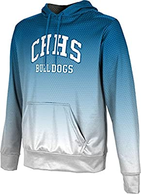 Men's Capitol Heights Junior High School Zoom Hoodie Sweatshirt (Apparel)