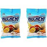 Hi-Chew Bags, Tropical Mix, 3.53 oz (Pack of 2)