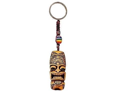 Amazon.com: Ku - Máscara de cabeza de Tiki de polinesio ...