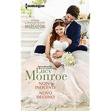 Noiva e Inocente + Novo Destino - Coleção Casamentos Gregos 2