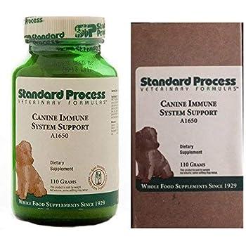 Amazon.com : Standard Process Canine Immune 110 grams