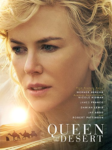 Queen of the Desert (Queen Of The Dessert)