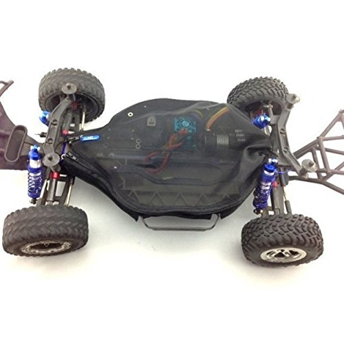 Hot Racing SLF16C06 Dirt Guard Chassis Cover (non-LCG chassis) - Traxxas