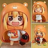 "10cm/4"" Anime Himouto! Umaru-chan Doma Umaru Nendoroid PVC Figure 524 In Box New"