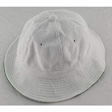Amazon.com  Twill Aussie Bucket Hat - White (Small)  Sports   Outdoors 1594c8dd0a0