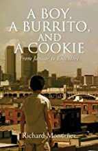 A Boy, a Burrito, and a Cookie