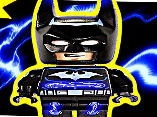 Clip: Electro Suit Batman
