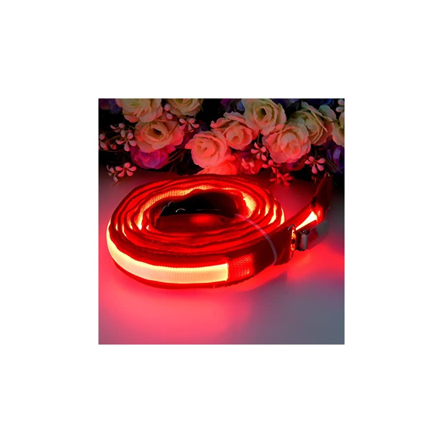 Glovion LED Light Up Illumination Suspenders for Party Favor