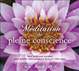 Méditation de pleine conscience - Livre audio 2CD