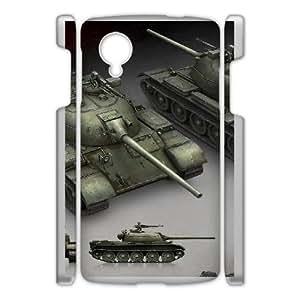 Google Nexus 5 Phone Case World Of Tanks Nv4295