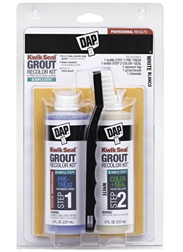 kwik seal grout repair - 2