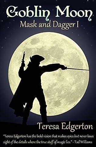 book cover of Goblin Moon