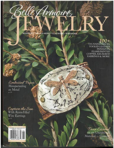 Belle Armoire Jewelry Magazine Spring - Belle Armoire Jewelry