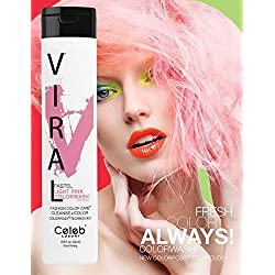 GEM LITES Viral Pastel Light Color Wash, Pink