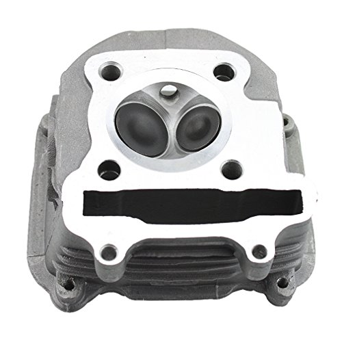 - GOOFIT Cylinder Head for GY6 150cc Engine ATV Scooter