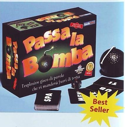 TOYLAND PASAR LA BOMBA REPRINT GU034: Amazon.es: Juguetes y juegos