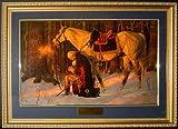 Brooklynart The Prayer At Valley Forge Washington By Friberg 34x25