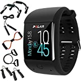 Polar M600 Sports GPS Smart Watch and Wrist Heart Rate Monitor + 7-in-1 Total Resistance Fitness Kit
