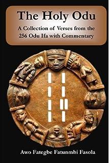 Amazon com: Odu Ifa: The Ethical Teachings (9780943412221