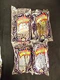 Burger King Complete Set of 4, Universal Studio Monsters 1997, MIP