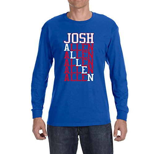 Josh Allen Buffalo Bills Youth Jersey aafd40616