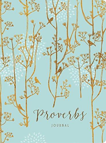 Proverbs: Printed LeatherLuxe™ Journal (Premium -