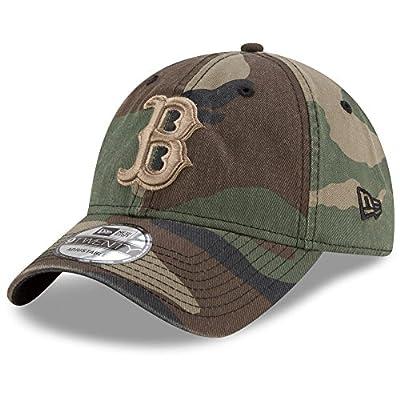 Boston Red Sox New Era Tonal Core Classic 9TWENTY Adjustable Hat Camo