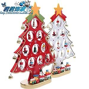 Nuevo comercio al por mayor 27 cm del rbol de navidad for Decoracion del hogar en navidad