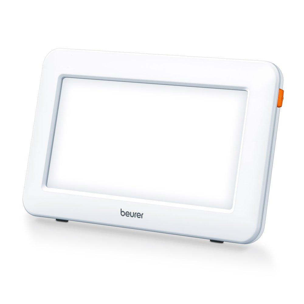 Beurer TL 30 Tageslichtlampe, Ausgleich von Lichtmangel, kompakte Größe, inkl. Aufbewahrungstasche kompakte Größe 608.05