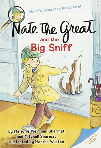 Nate the Great and the Big Sniff [Marjorie Weinman Sharmat - Mitchell Sharmat] (Tapa Blanda)