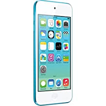 iPod touch 32GB, 5th Generation (Blue Color)