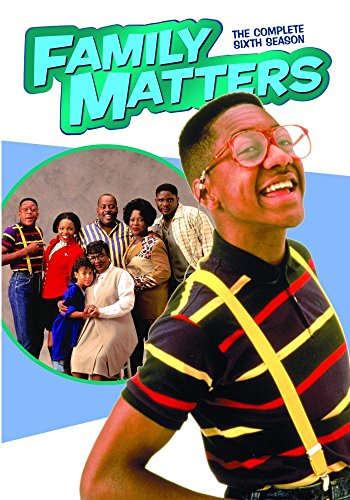 Family Matters: The Complete Sixth -