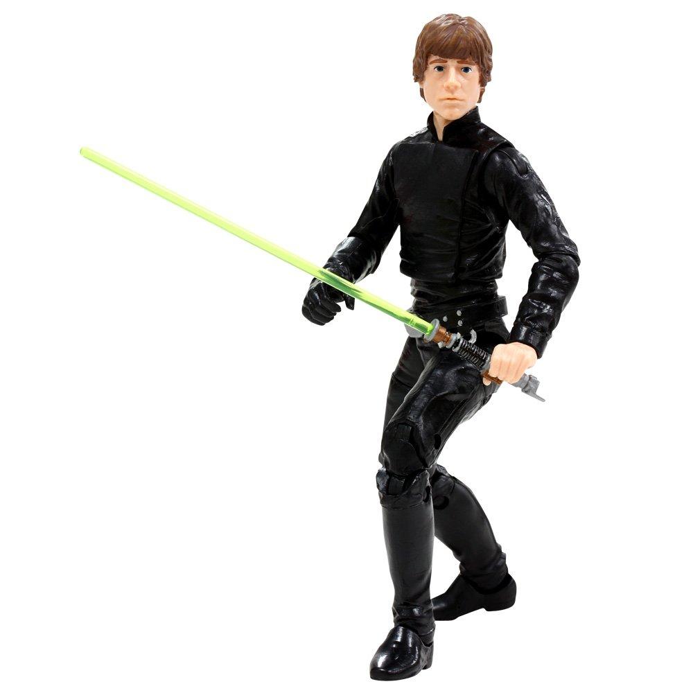 [Star Wars] [Hasbro Action Figure] 6 Zoll [Schwarz Serie 2   03 Luke Skywalker (Jedi Knight Version)