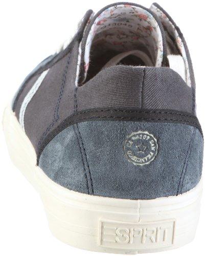 ESPRIT Star Special Lu Q13045 Damen Sneaker Blau/Avio Blue