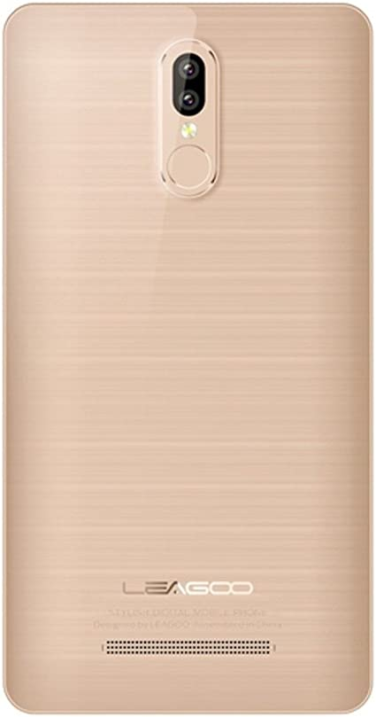LEAGOO M8 Pro 5.7 Pulgadas HD Android 6.0 Smartphone MTK6737 Quad ...